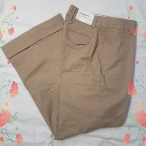 New Gap Trouser Pants Classic Fit Ankle 6A